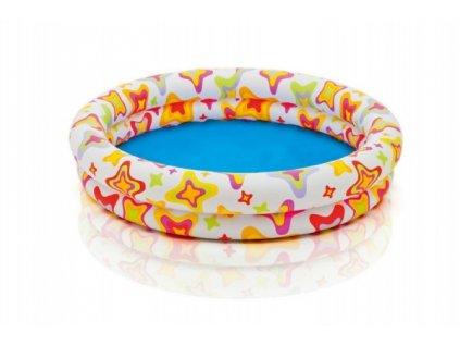 Dětský nafukovací bazén 2 druhy