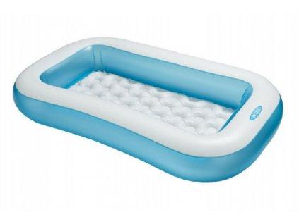 Dětský nafukovací bazén obdélník