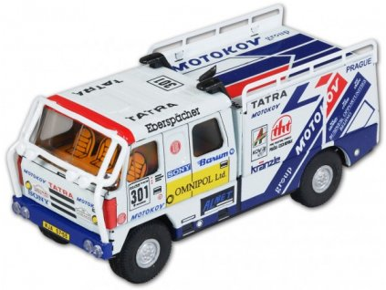 Auto Tatra 815 rallye 1:43