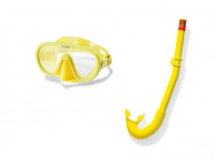 Potápěčská sada brýle a šnorchl