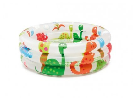 Dětský bazén Dinosaurus s nafukovacím dnem