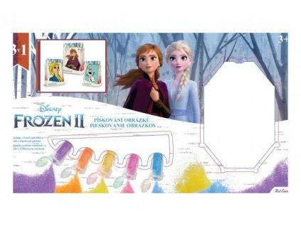 Pískování obrázku Ledové království II/Frozen II 3v1