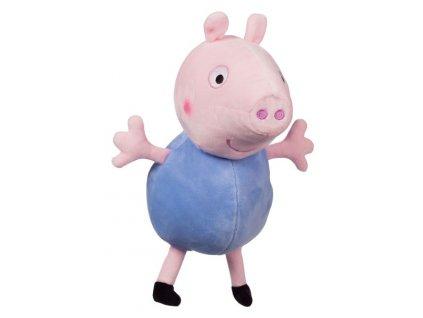 Prasátko Peppa postavička George modrý