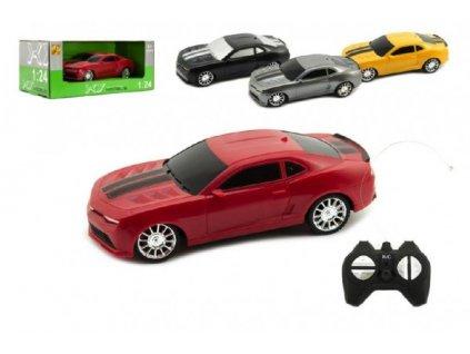 Auto RC sport na dálkové ovládání 4 barvy
