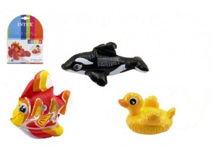 Nafukovací hračka zvířátko do vany 4 druhy