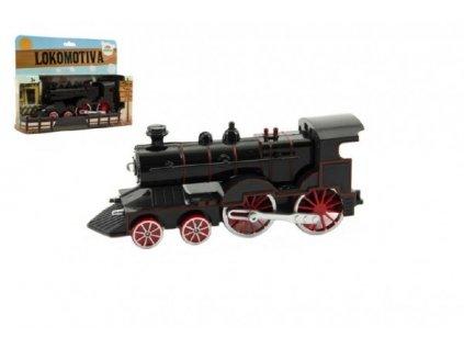Lokomotiva/Vlak na baterie se zvukem se světlem CZ design