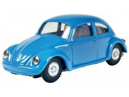 Auto VW brouk na klíček modré