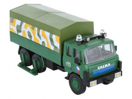 Stavebnice Monti 11 Czech Army Tatra 815 1:48