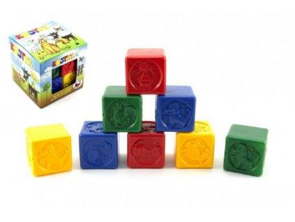 Kostky kubus PH 8ks