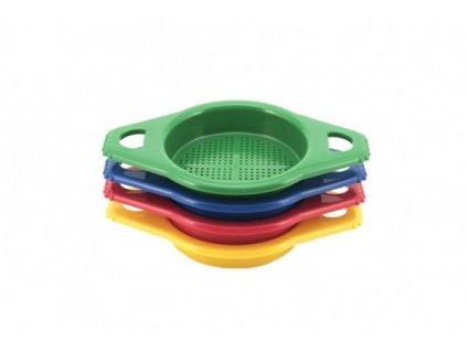 Sítko plastové 4 barvy