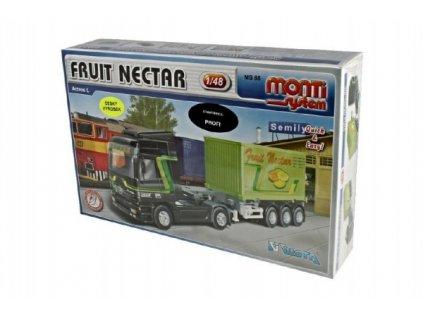 Stavebnice Monti 66 Fruit Nectar Actros 1:48