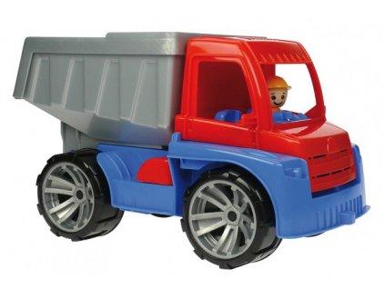 Auto Truxx s figurkou sklápěč