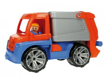 Auto Truxx popelář s figurkou