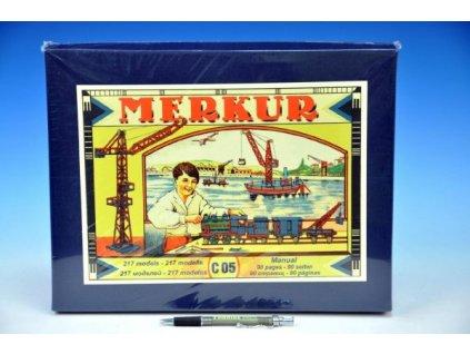 Stavebnice MERKUR Classic C05 217 modelů