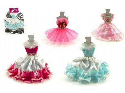 Šaty/Oblečky na panenky mix