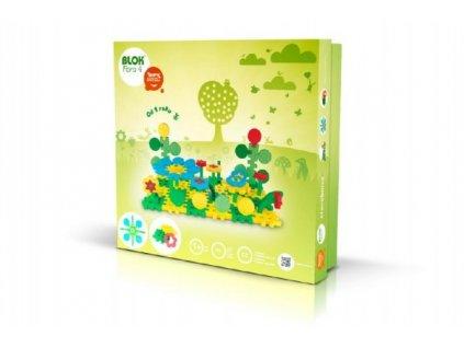 Stavebnice Blok Flora 4