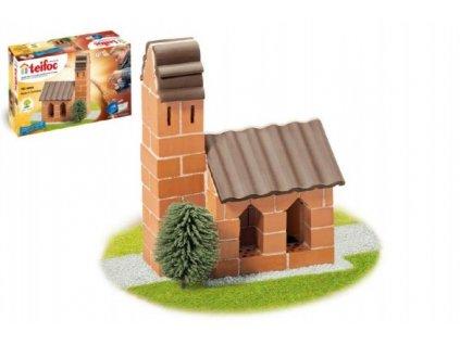 Stavebnice Teifoc Kostel 75ks