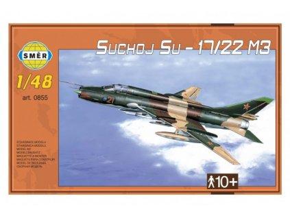 Model Suchoj SU - 17/22 M3 1:48