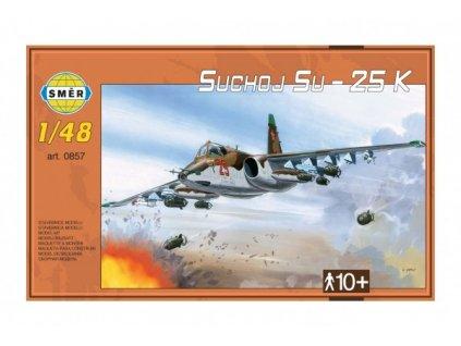Model Suchoj SU-25 UB/UBK