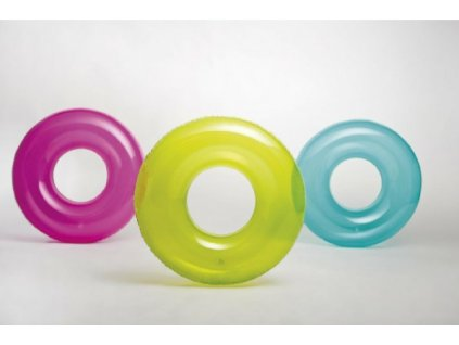 Kruh nafukovací 3 barvy