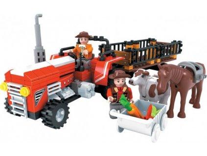 Stavebnice Dromader Farma 28505 215ks