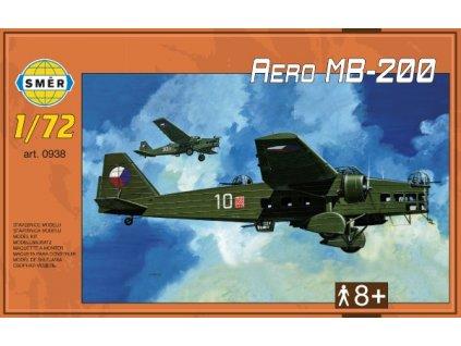 Model Aero MB-200 1:72
