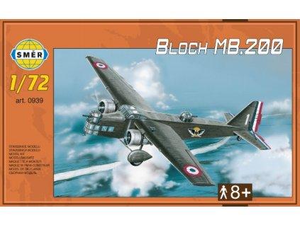 Model Bloch MB.200