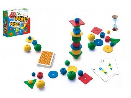 Věže společenská hra