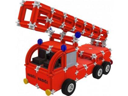 Stavebnice Seva Rescue 1 hasiči
