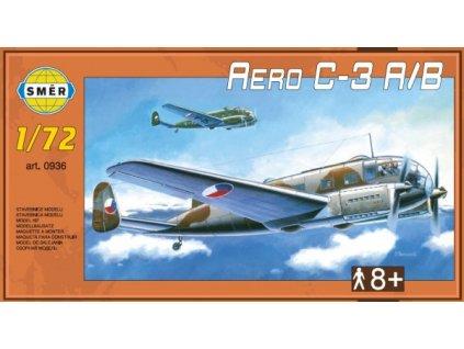 Model Aero C-3 A/B 1:72