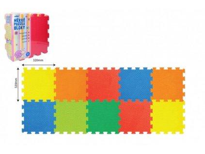 Pěnové puzzle 10ks