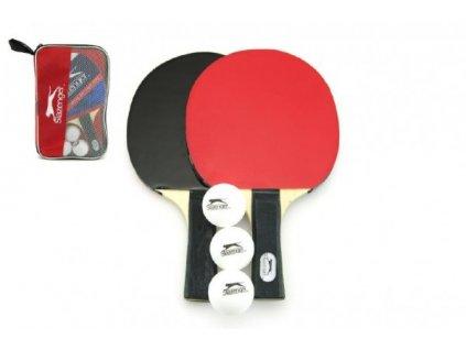 Sada stolní tenis 2 pálky + 3 míčky