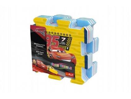 Pěnové puzzle Cars 3/Auta 3 8ks
