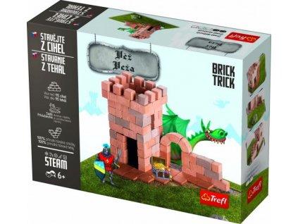 Stavějte z cihel Věž stavebnice Brick Trick