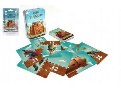 Pevnost Fort karetní společenská hra STRAGOO