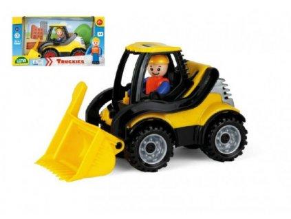 Auto Truckies nakladač s figurkou