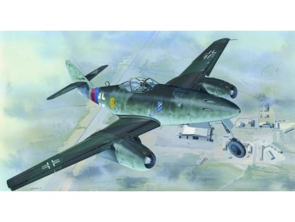 Model Messerschmitt Me 262 A - la/Avia S 92 HI TECH 1:72