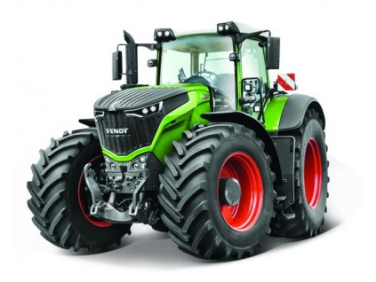 Traktor Bburago Fendt 1050 Vario/New Holland 2 druhy