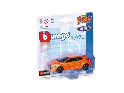 Auto Bburago Street Fire 1:43 mix druhů