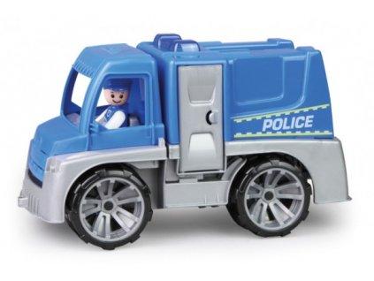 Auto Policie Truxx s figurkou