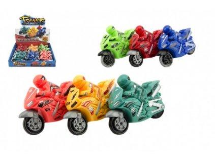 Motorka na setrvačník 6 barev