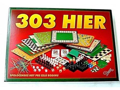 303 hier verze SK společenská hra