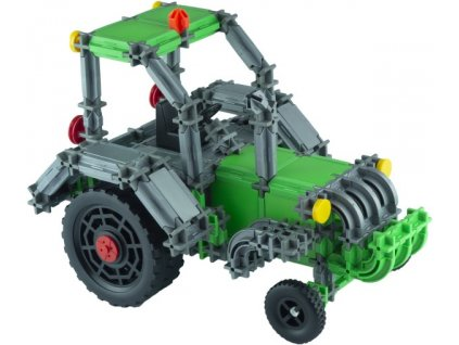 Stavebnice Seva Doprava Traktor