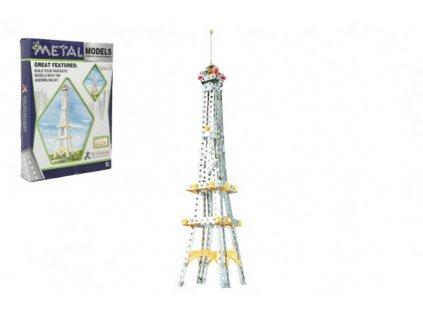 Stavebnice Eiffelova věž 407 dílků
