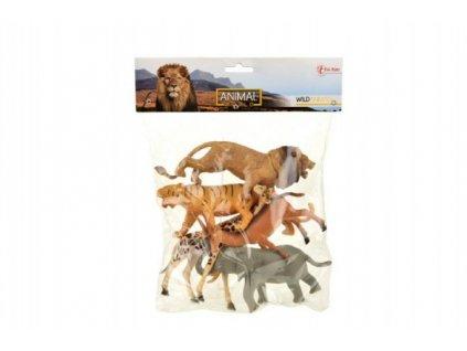 Zvířata safari  5ks