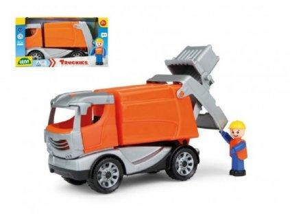Auto Truckies popeláři s figurkou