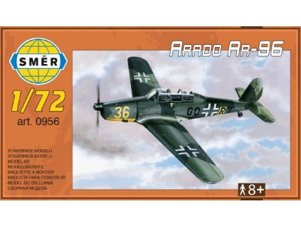 Model Arado AR-96 1:72