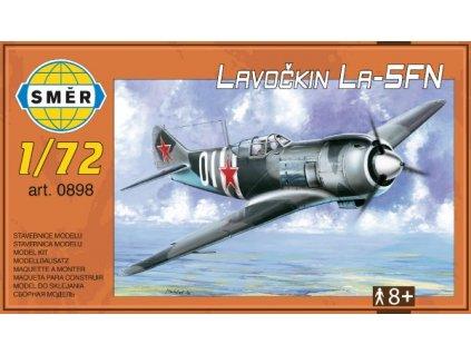 Model Lavočkin La-5FN 1:72