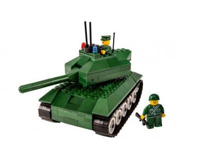 Stavebnice Cheva 49 Tank 247ks