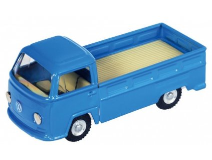 Dodávka VW T2 valník modrý